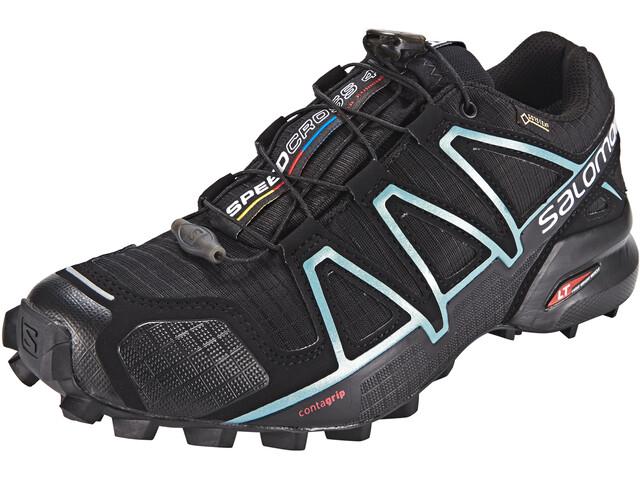 Salomon Speedcross 4 GTX Løbesko Damer blå/sort (2019) | Running shoes